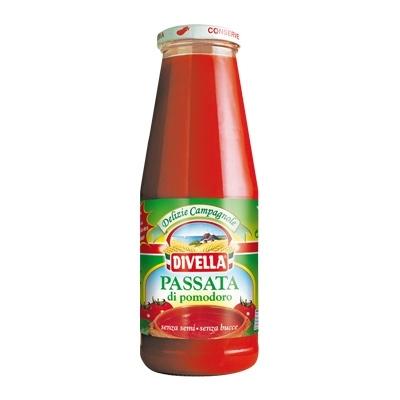 Divella/Metteliana sos pomidorowy  Passata 680g